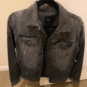 Rails Knox Denim Jacket Black